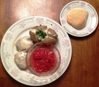 11.21.13 Dinner