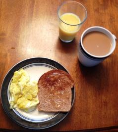12.31.13 Breakfast